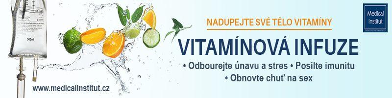 Infúze vitamínu C