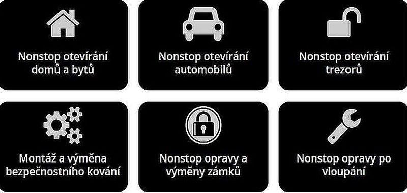 Non Stop zámečník Plzeň