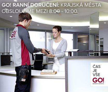 MEZINÁRODNÍ EXPRESNÍ PŘEPRAVA ZÁSILEK S GO! GO! je mezinárodní expresní přepravce zásilek a kurýrní služba s třicetiletou tradicí. Doručení zásilky zajistíme do všech zemí světa. Každý den.